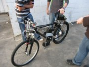 Arrays Electric Bike